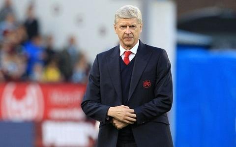 Đây cũng là lần cuối cùng HLV Arsene Wenger sát cánh bên các học trò ở Arsenal.