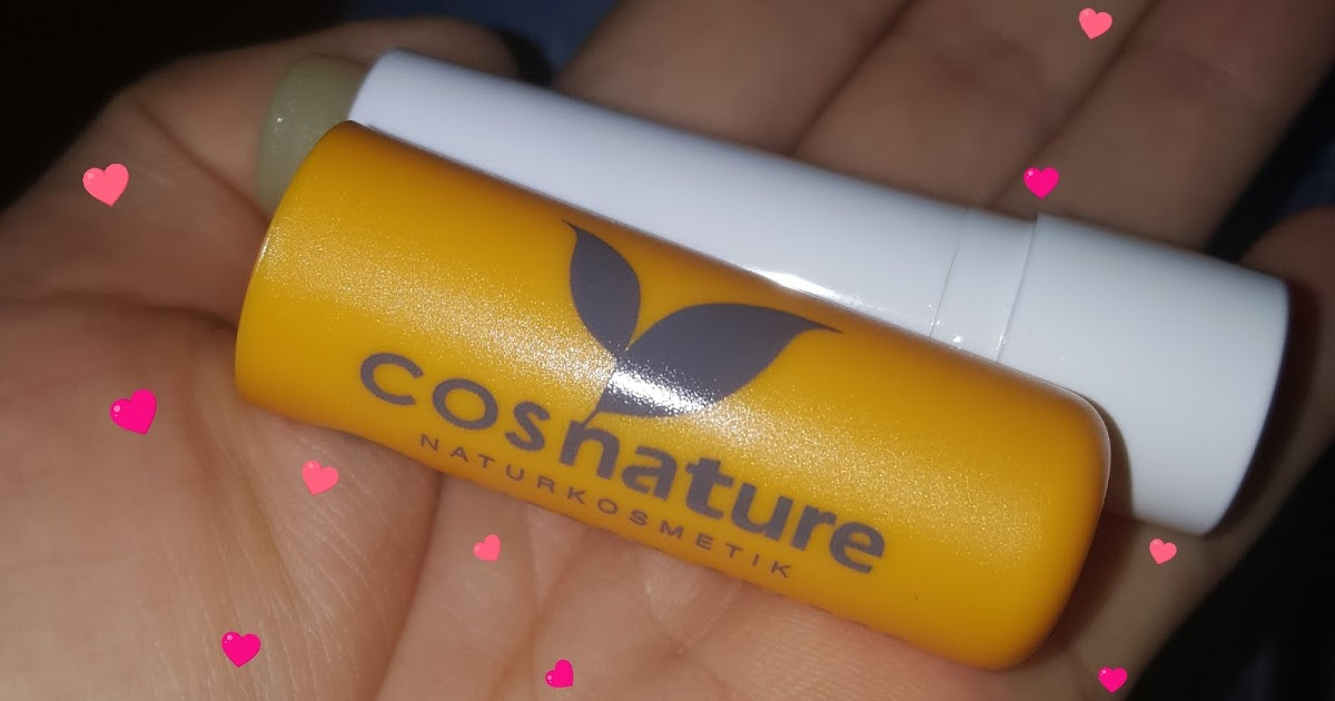 Cosnature🌱-  balsam do ust z nagietkiem