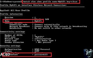 Cara Mengetahui Password Wi-Fi Lupa dengan CMD
