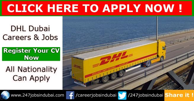 Latest Job Vacancies and Careers at DHL Dubai Jobs