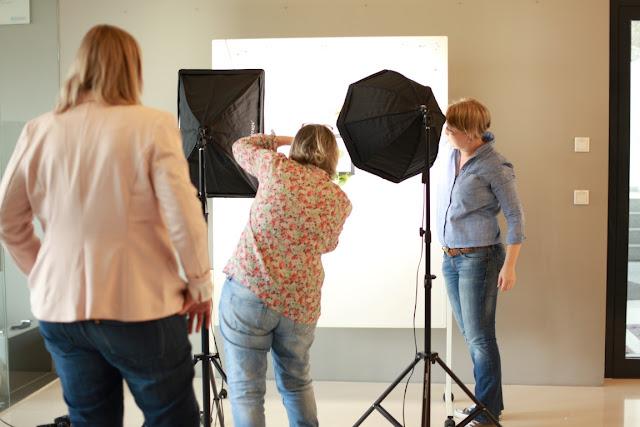 Flower Power Bloggers Workshop Ergebnisse florale Bilderrahmen Jules kleines Freudenhaus