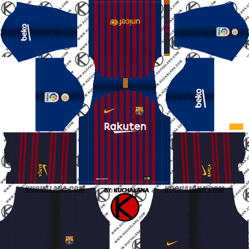 a625d70c6 Dls Fts Kits Barcelona Nike Kits Barcelona Nike Kits By. Barcelona Kits  2015 2016 Dream League Soccer Kuchalana