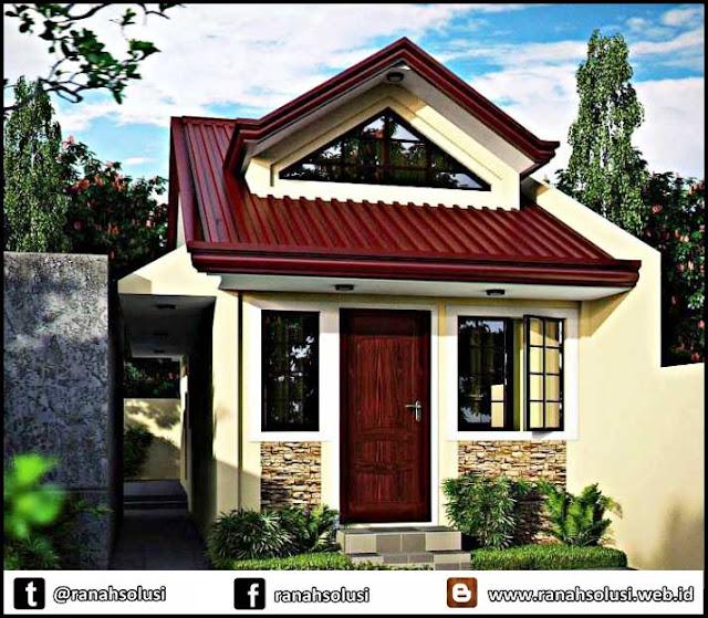 Gambar Desain Rumah Minimalis Type 27