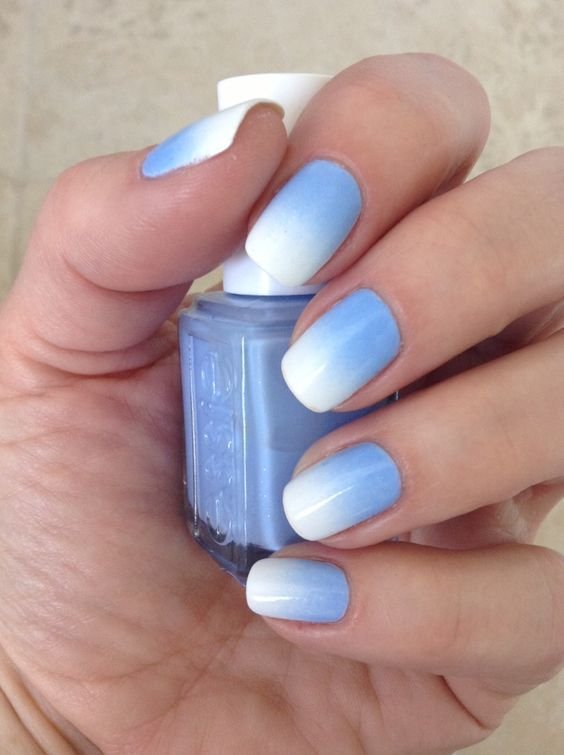 How to Get Ombre Nails