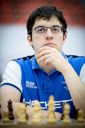 Maxime Vachier-Lagrave - Photo © David Llada