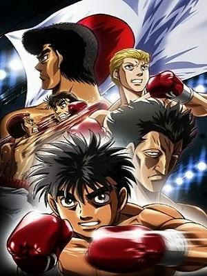Descargar Hajime no Ippo: Rising Sub Español por MEGA