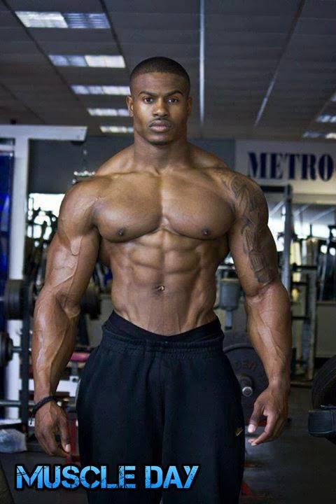 Simeon Panda   Muscle Day
