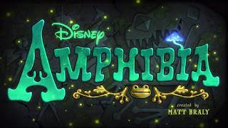 Amphibia estreia no Disney Channel em dezembro