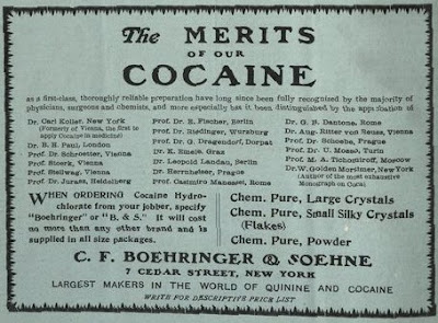 The Merits of our Cocaine