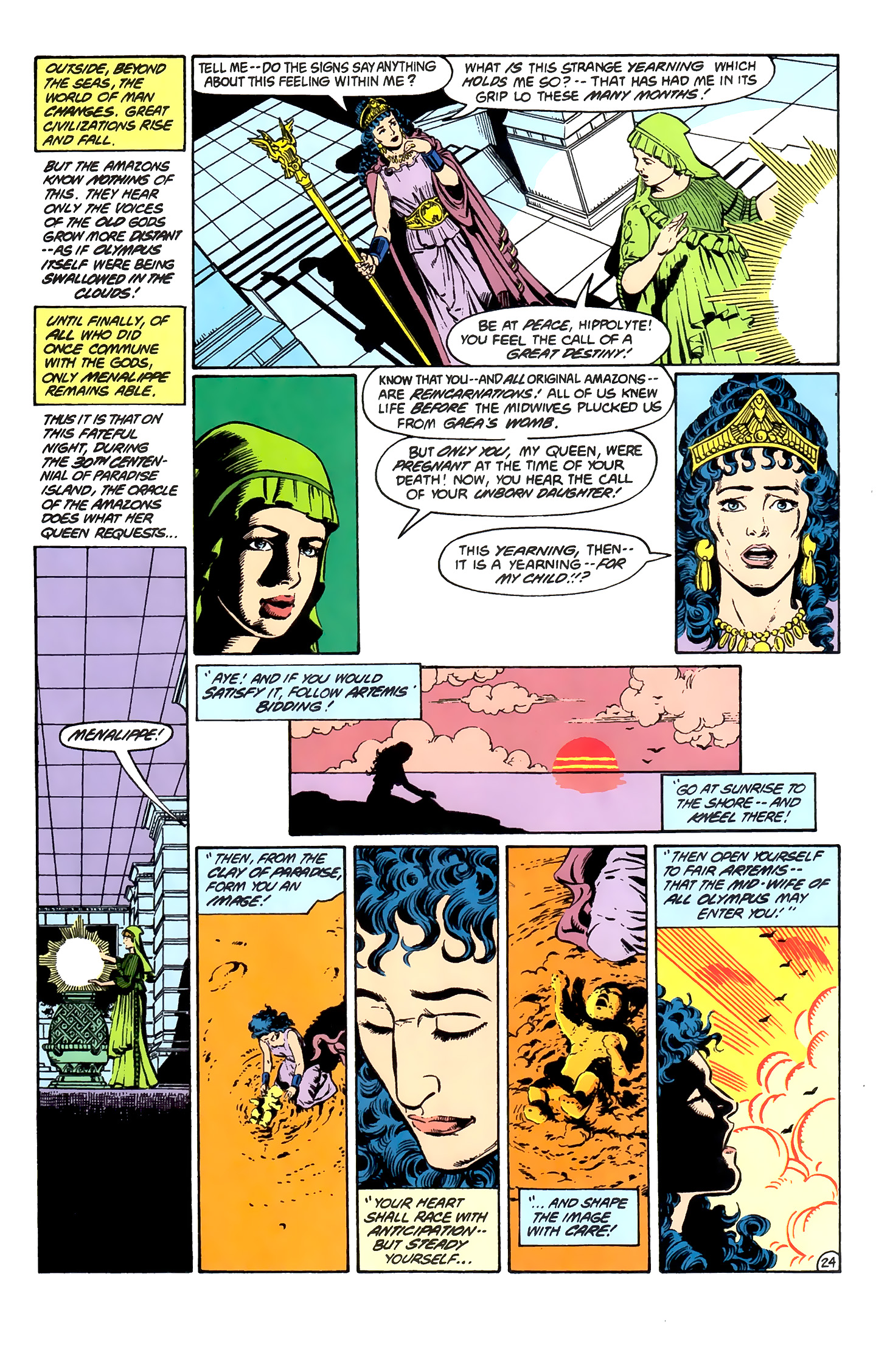 Read online Wonder Woman (1987) comic -  Issue #1 - 26