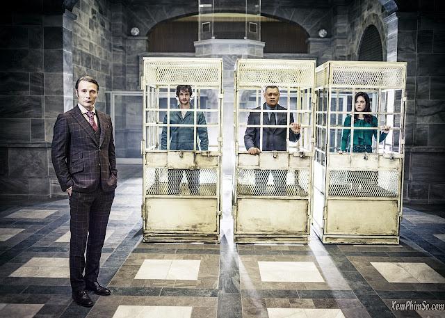 Sát Nhân Máu Lạnh Phần 2 xemphimso Hannibal Season 2 Teaser Image