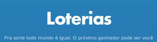 caixa economica federal, dupla sena, loteca, Loteria federal, loterias, loterias caixa, lotofacil, lotomania, mega sena, quina, resultado loterias, timemania
