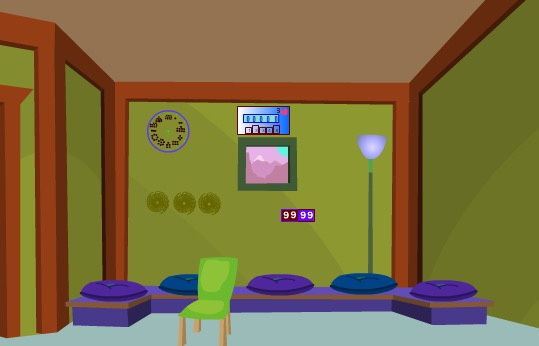 TheEscapeGames Wondrous Cartoon Room Escape Walkthrough