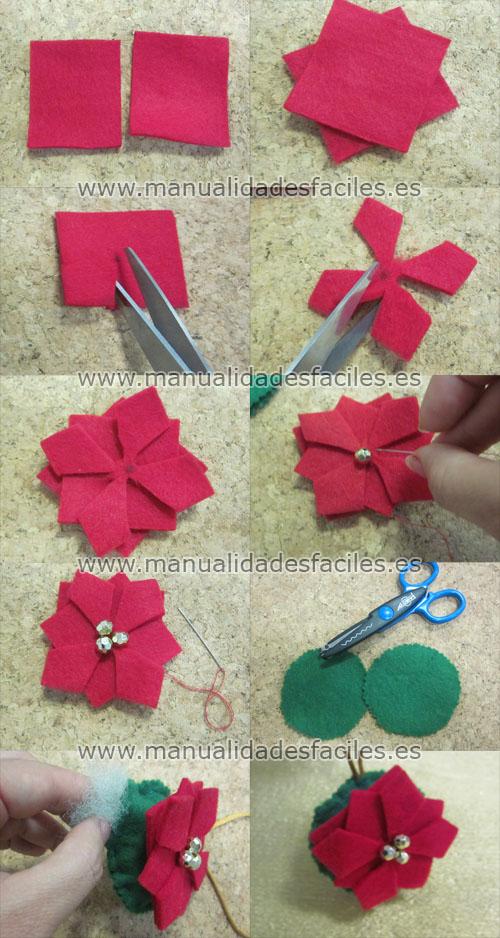 La canastilla de la abuela for Elaboracion de adornos navidenos
