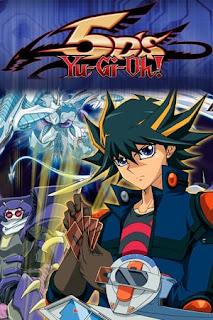 Vua Trò Chơi Phần 4 - Yu Gi Oh: Duel Monsters 5DS (2008)