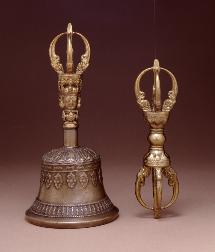Tibeto-logic: The Bell and the Sound Symbols of Dharma