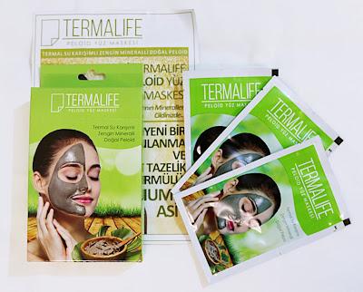 Termalife Peloid Yüz Maskesi