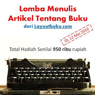 Lomba Menulis Artikel