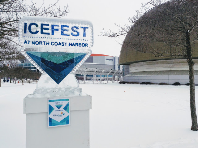 North Coast Harbor Ice Fest