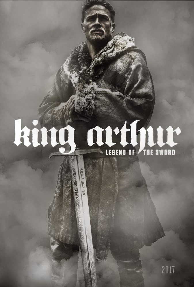 King Arthur: Legend of the Sword [2017] [DVD9] [NTSC] [Latino]