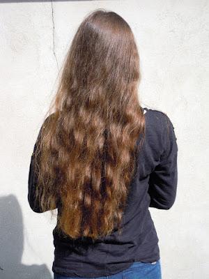 Aktualizacja włosów Maj 2015