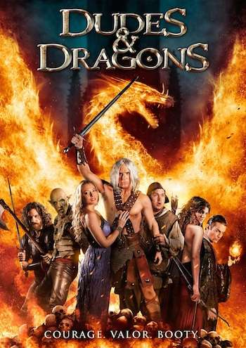 Dudes and Dragons 2016 English Movie Download