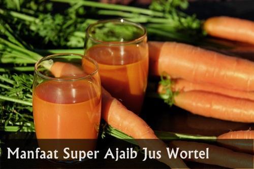 17 manfaat jus wortel yang ajaib