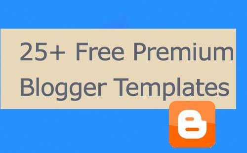Best Premium Blogger Templates - TEMPLATE RESPONSIVE FOR BLOGGER ...