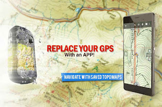 aplikasi gps android backcountry navigator topo GPS