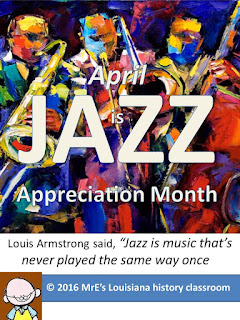 https://www.teacherspayteachers.com/Product/LOUISIANA-April-is-Jazz-Appreciation-Month-2509427