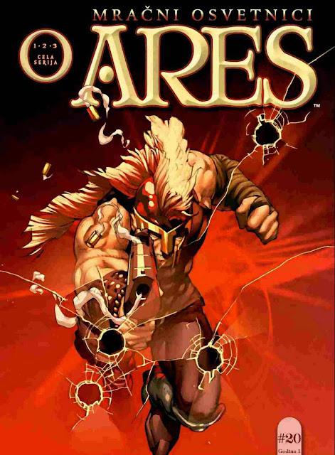 Mracni Osvetnici - Ares Trilogija