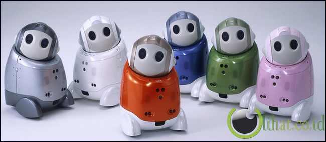 Robot Sahabat