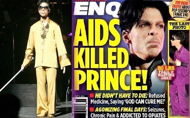 Revealed : Prince Died Of AIDS, Refused To Take ARVs Because Of Jehova Witness' Church Beliefs