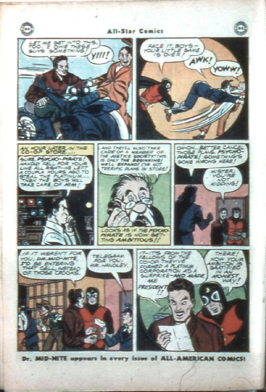 Read online All-Star Comics comic -  Issue #32 - 20