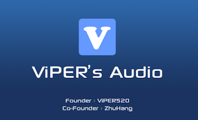 Tutorial Install ViPER4Android Audio Effects
