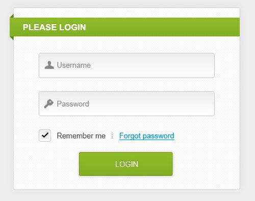 Cara membuat Login Form dengan HTML | Newbie mencoba