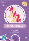 My Little Pony Apple Dazzle Blind Bag Cards