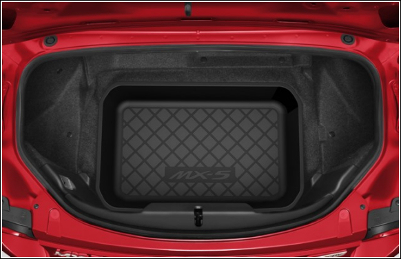 Mx-5 ND Cargo Tray