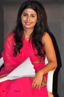 Actress Raj Shri Poonnappa Stills in Pink Dress at Mental Police Trailer Launch BollywoodGossip 0008.JPG