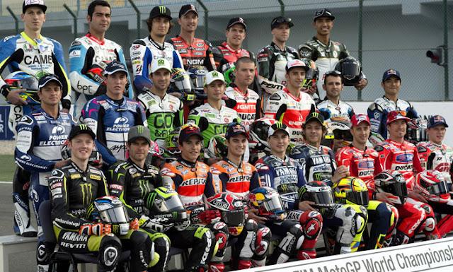 Ini Usia Maksimal Pembalap MotoGP Harus Pensiun