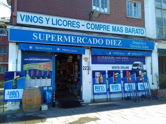Supermercado Diez