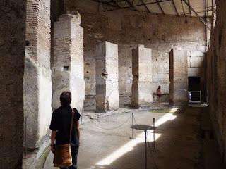 esedra balbi - Roma para iniciados, passeios para quem conhece bem a cidade