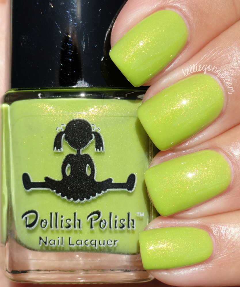 Dollish Polish Ack! Ack! Ack!