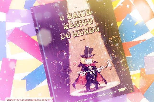 Livro: O Maior Mágico do Mundo