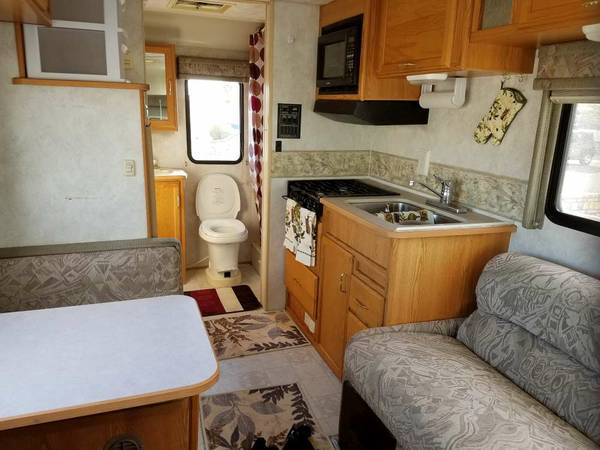 Used Rvs 2004 Vw Vista Rv For Sale By Owner