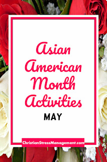 Asian American Month Activities May
