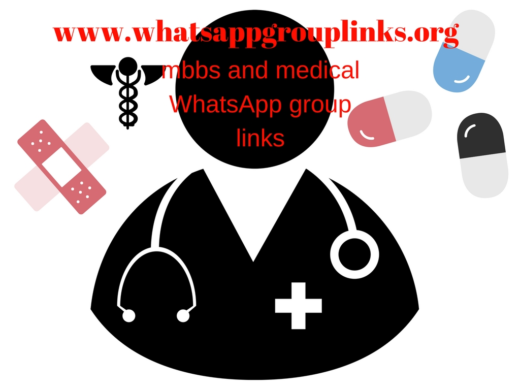 JOIN MBBS/MEDICAL WHATSAPP GROUP LINKS LIST - Whatsapp Group