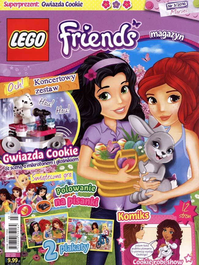 Strona Dla Dzieci Magazyn Lego Friends Nr 32016