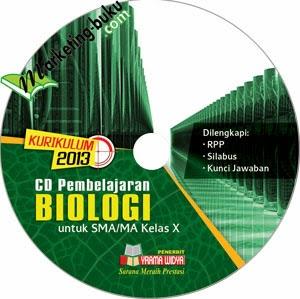 Buku Paket Biologi SMA Kurikulum 2013 Kelas X, XI, XII 2017