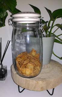 crackers fait maison pour l'apéro